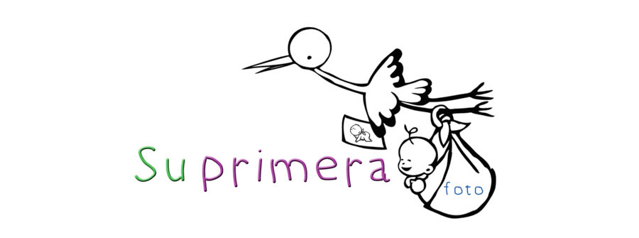 Su primera foto logo